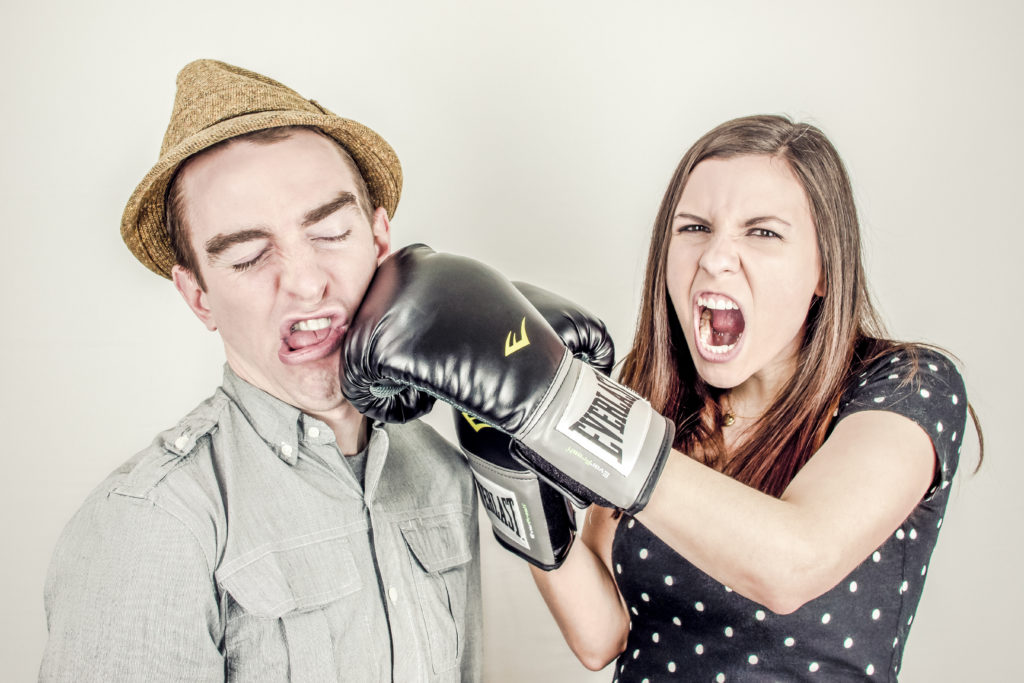 Quiz: Unhealthy Anger in Your Marriage - Reflections Counseling and