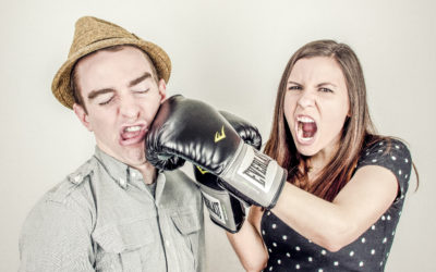Quiz: Unhealthy Anger in Your Marriage